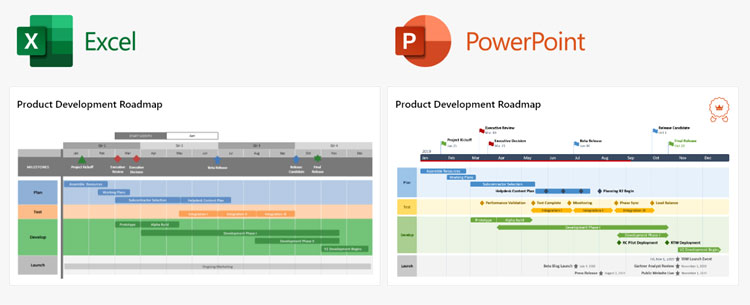 Product-Roadmap-Template-ppt-vs-xls