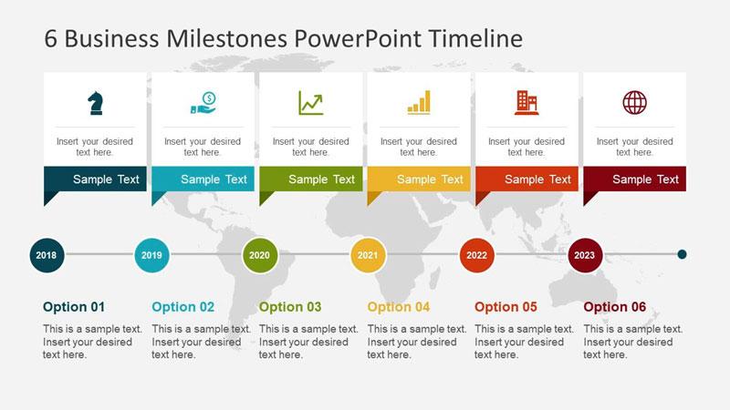 Milestone-PowerPoint-Template